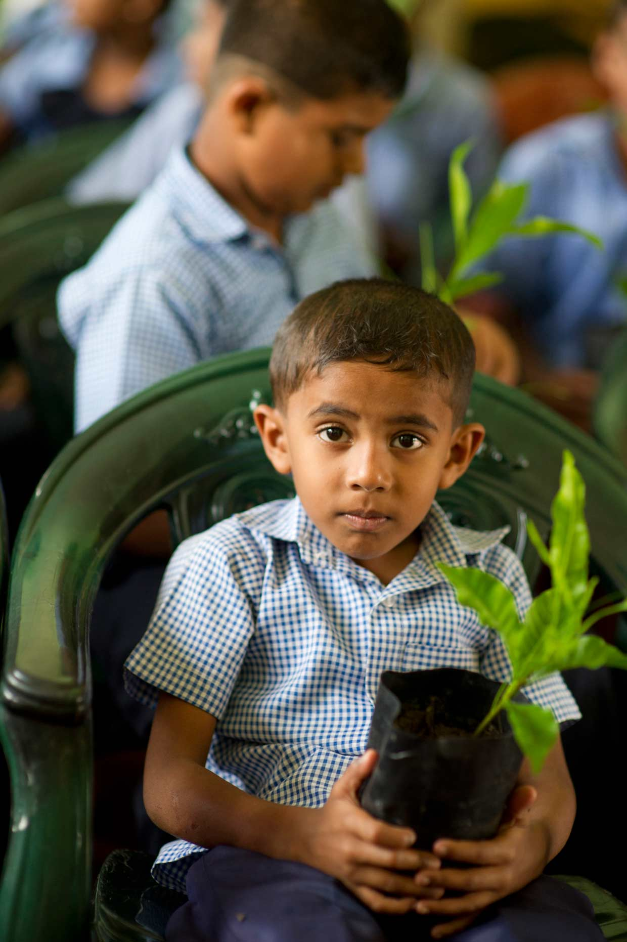 Nurturing the younger generation to appreciate conservation so that they can champion initiatives to support the wellbeing of this Earth. An initiative of Dilmah Conservation initiated in 2011 in Batticaloa, eastern Sri Lanka.