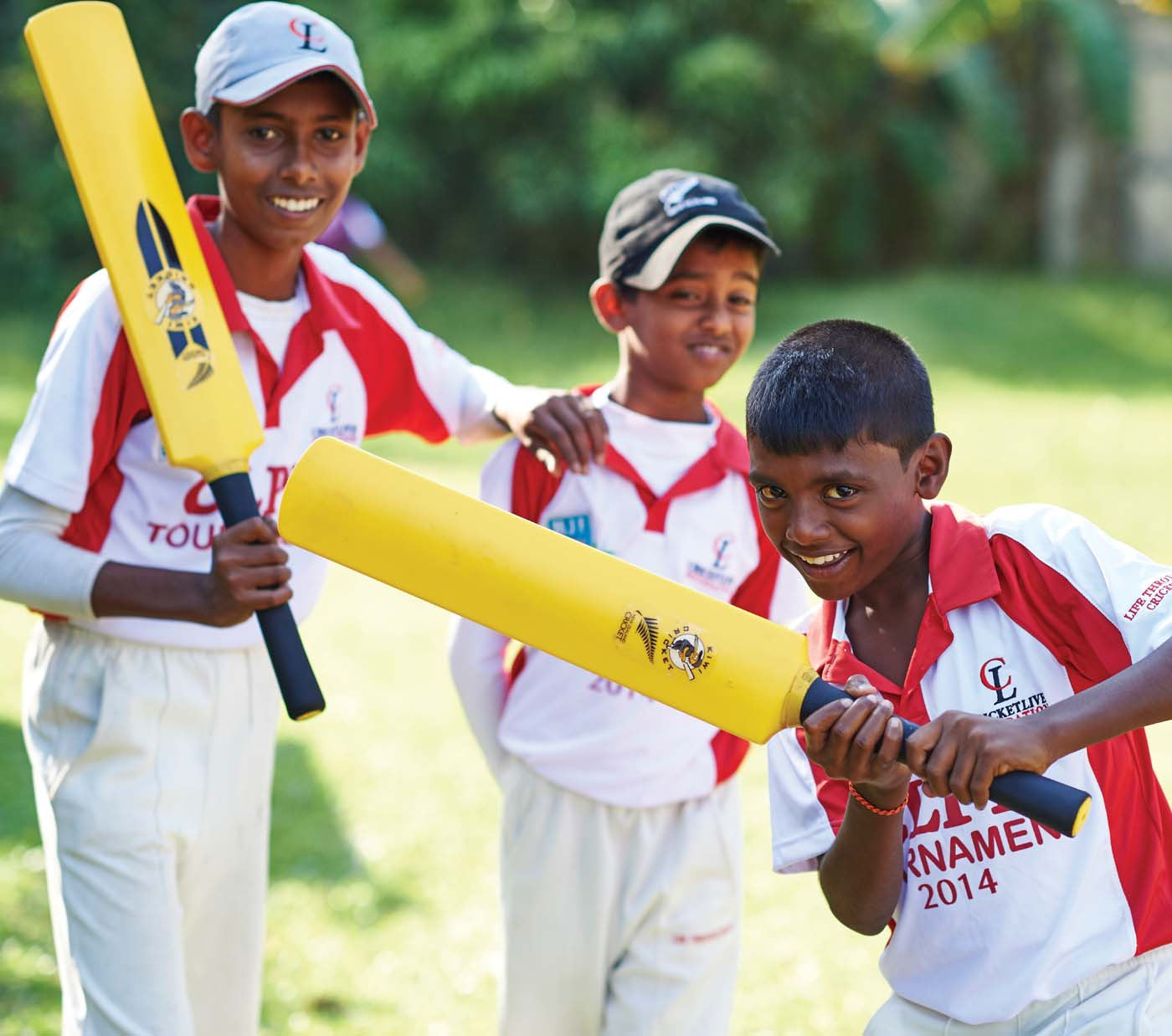 All children who are fans of cricket dream of becoming professional players one day. Dilmah strives to make these dreams a reality, giving children a chance at becoming stars of the game, by offering them proper training, facilities and encouragement.
