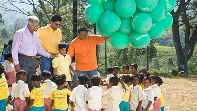 Empowering Children on Plantations