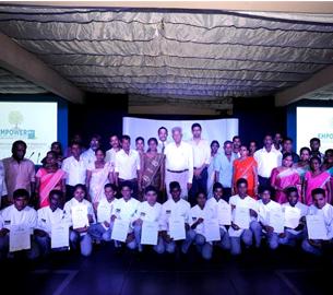 Empower Culinary & Hospitality School's inaugural batch graduates