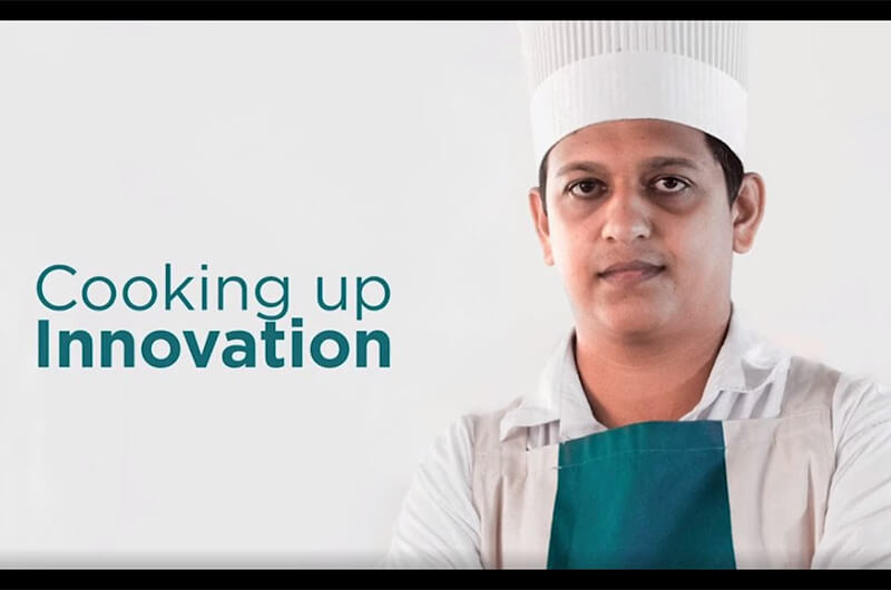 Cooking up Innovation