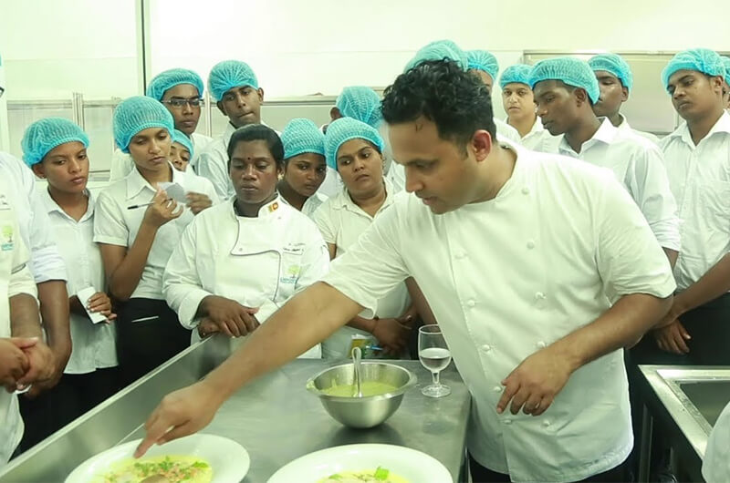Culinary Networking Event with Michelin Star Chef Larry