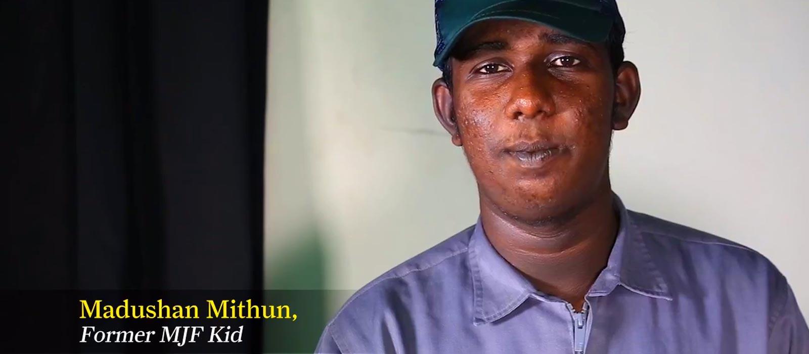 The Story of Mithun Madushan