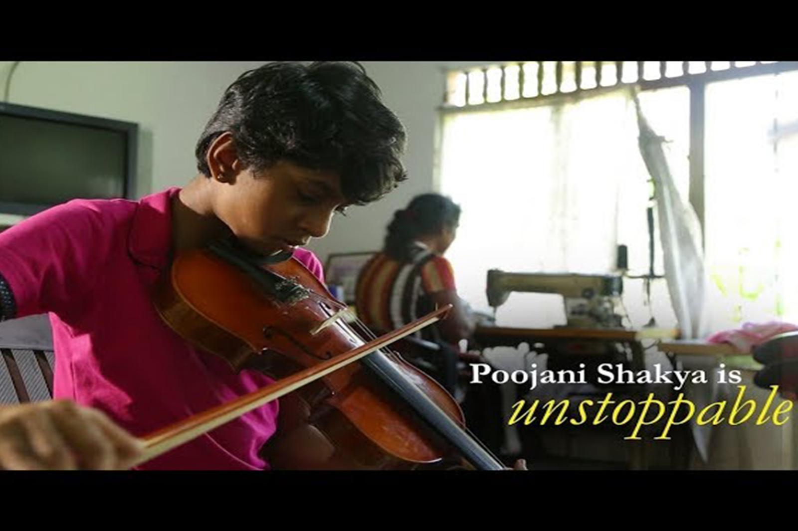 Poojani Shakya - The unstoppable girl