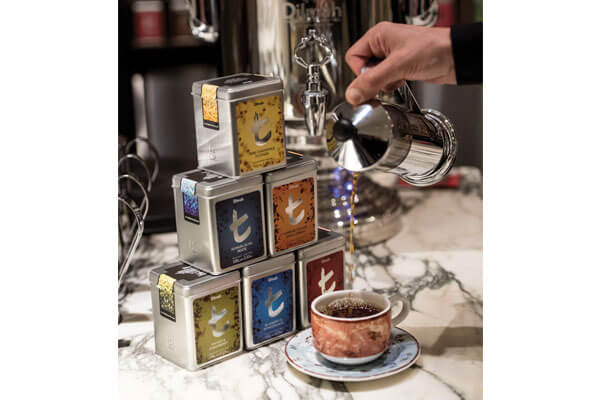 Dilmah Tea Lounge launched in Glasgow, Scotland