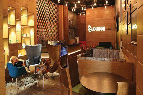 Dilmah t Lounge debuts in Iran