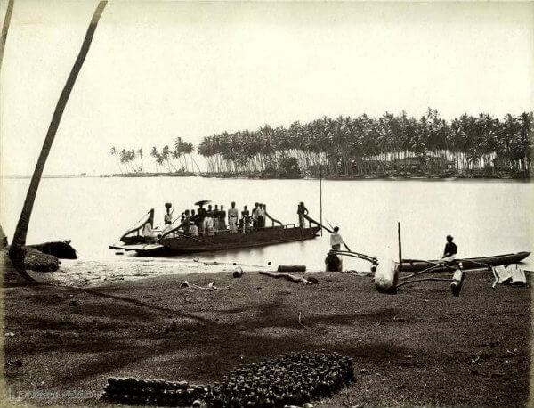Merrill J. Fernando born in Negombo