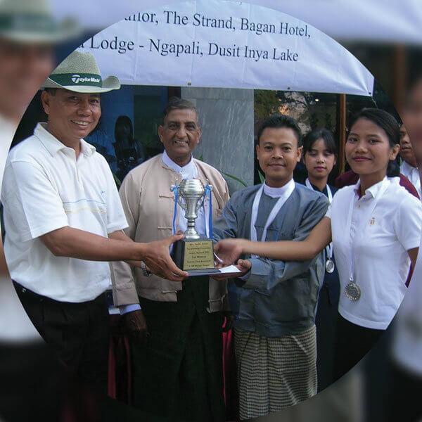 First Dilmah tea sommelier competition outside Sri Lanka held in Myanmar