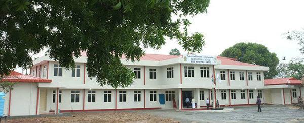 MJF Charitable Foundation develops Kayts Base hospital in North of Sri Lanka