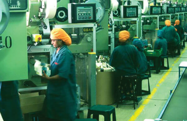 New Dilmah factory built at 111, Negombo Road, Peliyagoda, Colombo