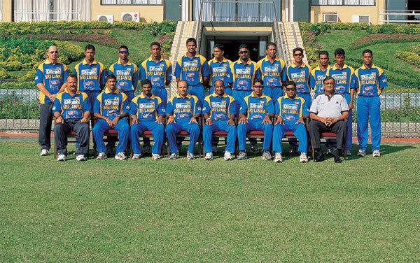Dilmah Sponsors Sri Lanka Cricket