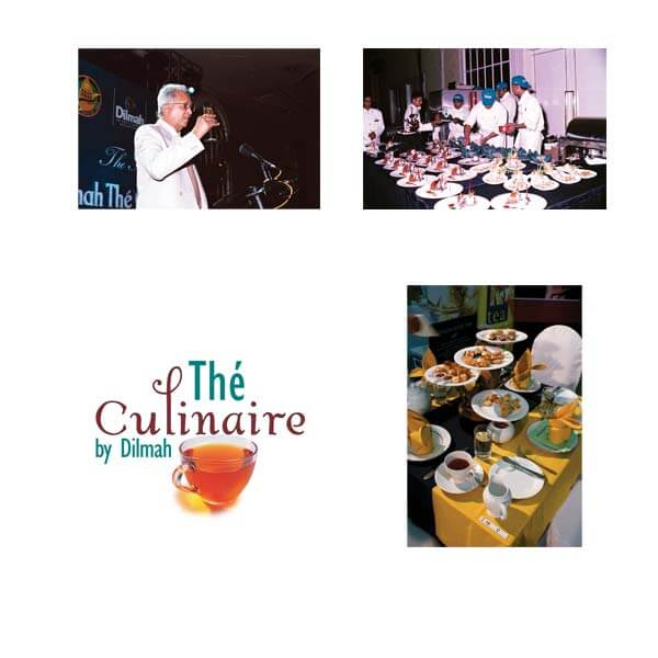 "Dilmah Launches the Tea Gastronomy Revolution with ""The Culinaire"""