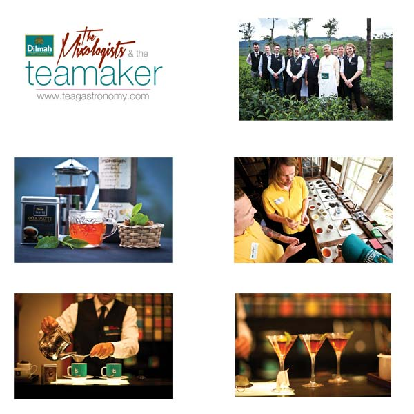 Teamaker and the Mixologists Programme