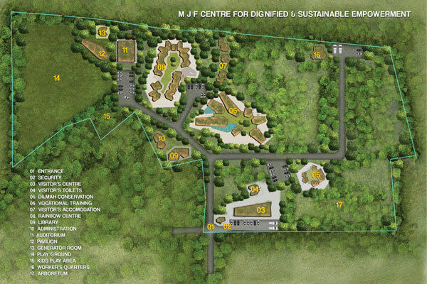 The MJF Centre for Dignified and Sustainable Empowerment model replicated in Sri Lanka's East