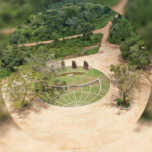 Thoppigala heritage center opened