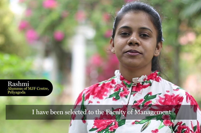 Inspiring Achievers - Rashmi