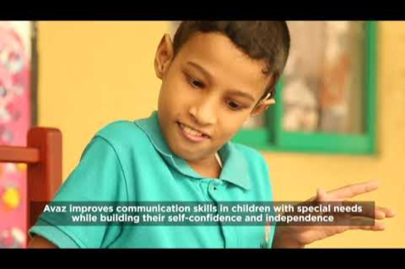 Avaz - Alternative Communication App (Sinhala)