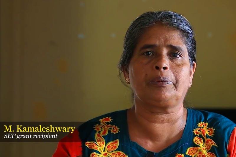 Story of M. Kamaleswary