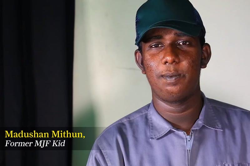 The Story of Mithun Madushan