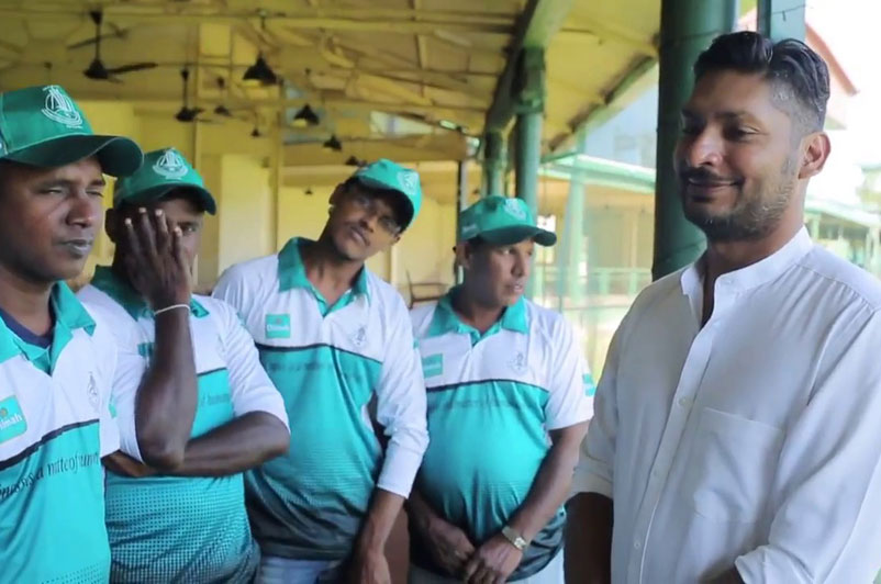 Our best wishes to the Blind Cricket World Cup 2018