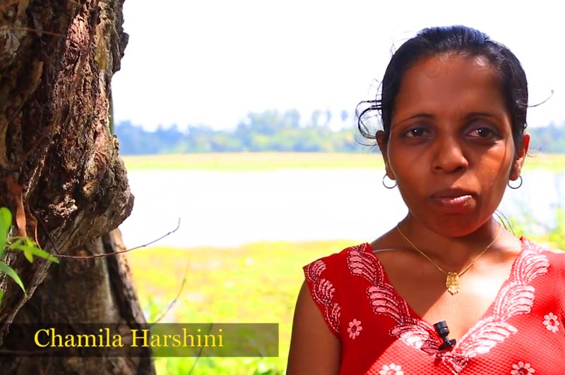Story of Chamila! - World Down Syndrome day